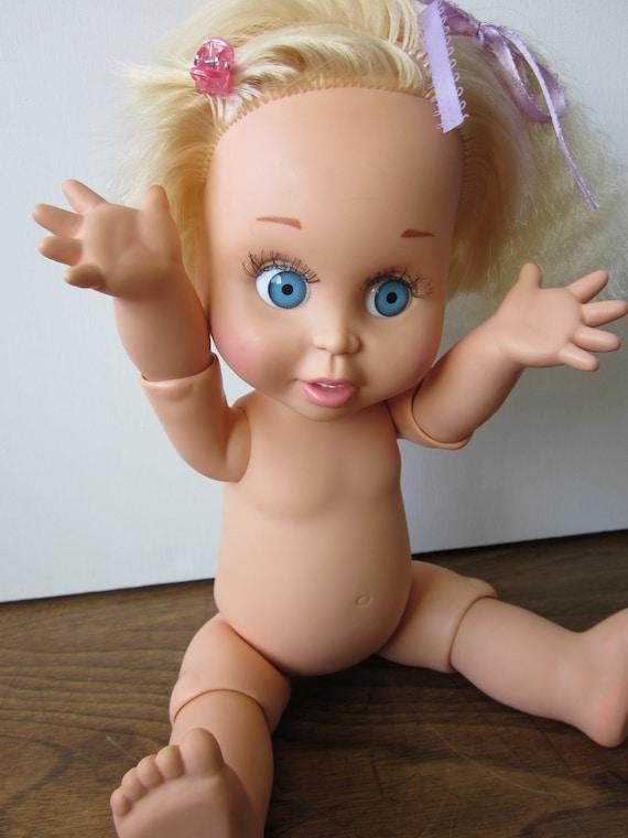 Galoob Baby Face Doll - So Innocent Cynthia