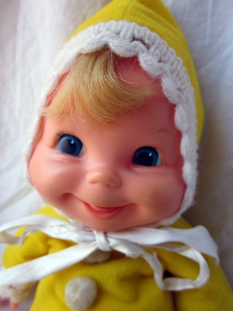 Mattel Baby Beans Doll 1970