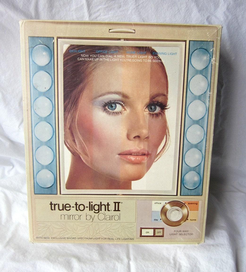 Sale Clairol True To Light Ii Makeup Mirror
