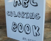 A Child's ABC Coloring Book Teamcatholic PIF pay it forward