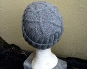 Pentacle Cap Knitting Pattern