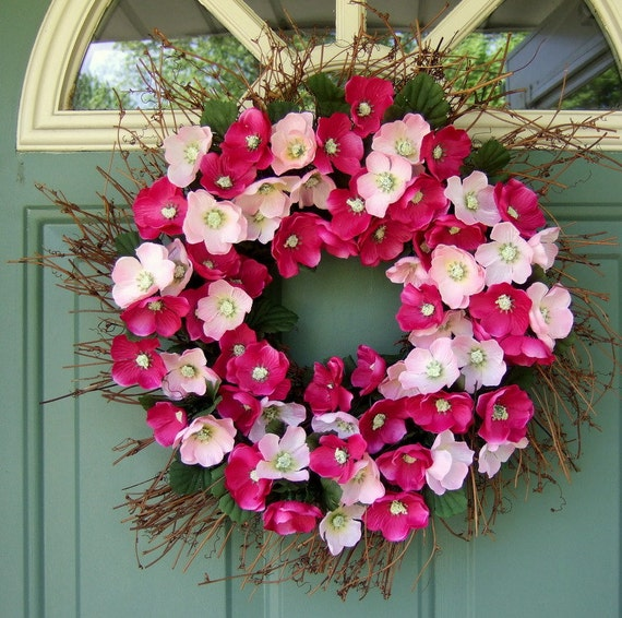 Summer Wreath - Spring Wreath