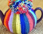 Retro Vintage Tea Cosy Cozy Pattern Crochet PDF