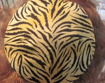 Tiger Print Kippah