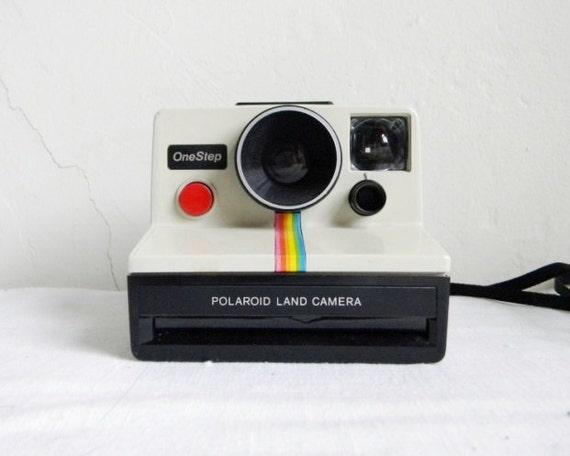 Polaroid OneStep Instant Land Camera