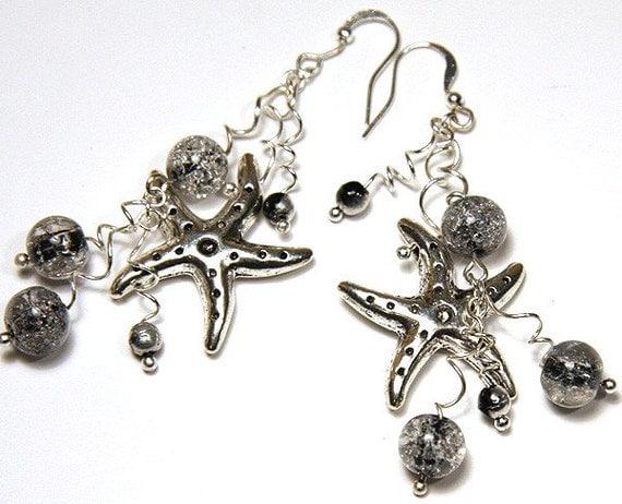 Starfish Dance Earrings