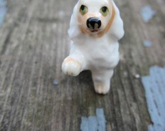 Poodle Figurine