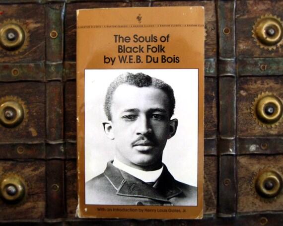 Web dubois the souls of black folk essay