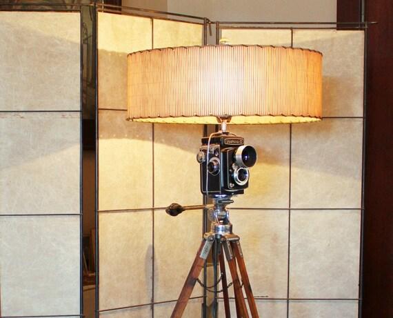 reserved for david vintage industrial upcycled camera and. Black Bedroom Furniture Sets. Home Design Ideas