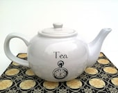 Tea Time tea pot