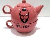 Mr. Tea, Tea-for-One set