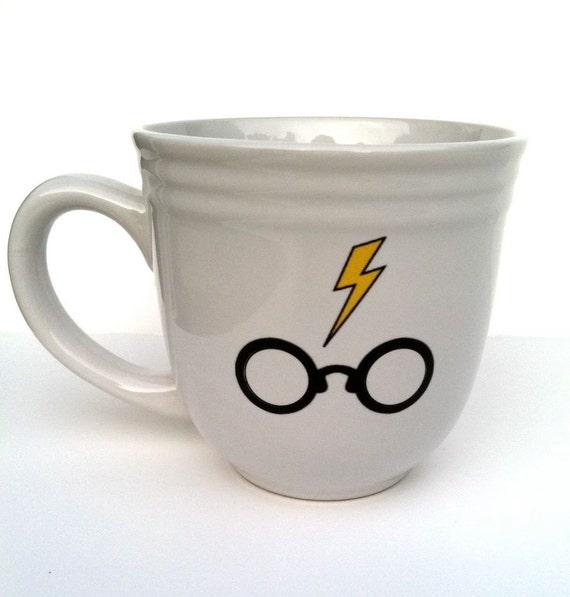 Harry Potter inspired mug