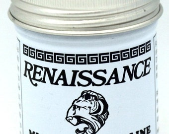 Renaissance Wax - This is the BEST WAX out there. It works great on Copper and much more - This Stuff is AMAZING