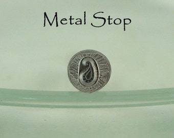 Metal Design Stamp - Paisley