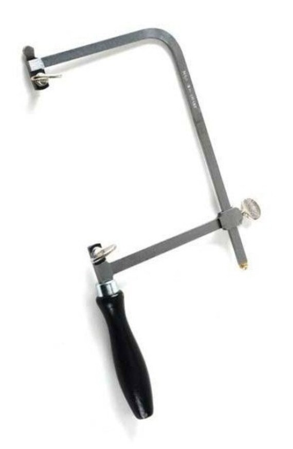 Jewelers METAL SAW frame 3 inch With Tension Screws