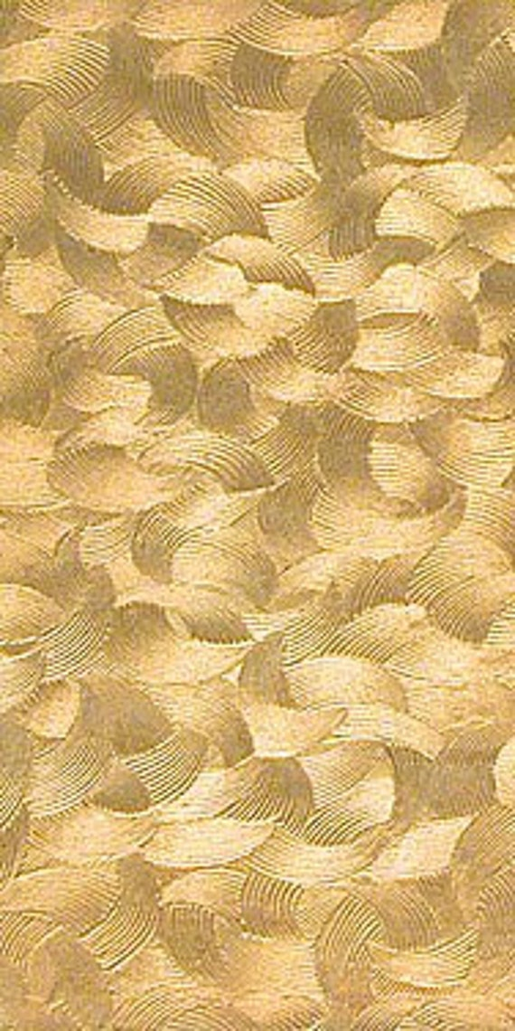 Textured Brass Sheet - Brushed pattern design for Jewelry making and rolling mill impressions