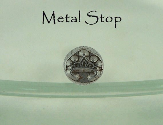 Metal Design Stamp - Tiara