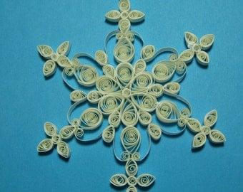 Snowflake Quilling Kit -1