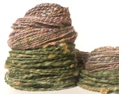 CLEARANCE- Handspun Mini Skeins ArtYarn Set/Sampler - 135 yards