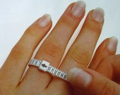 Multisizer Plastic Adjustable Ring Sizer (Numerical)