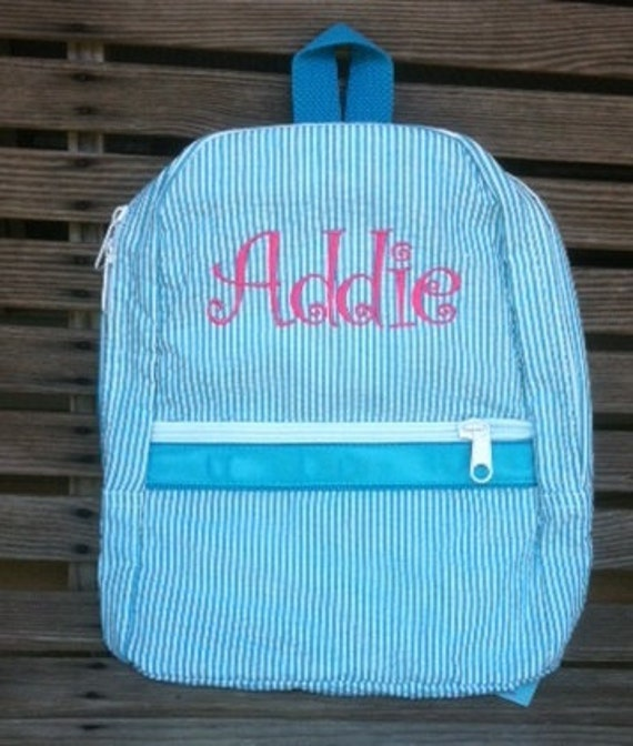Toddler Backpacks Monogrammed Small