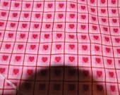 Dog Bandana Valentines Tie On Reversible Embroidered