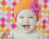 Cotton Baby Beanie Hat
