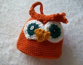 Owl purse for girls....