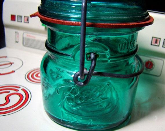 Replica Ball Bicentennial Jar, Half Ounce