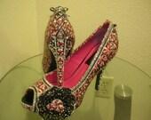 custom shoe set