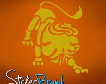 Vinyl Wall Decal Sticker Leo Zodiac Sign 433