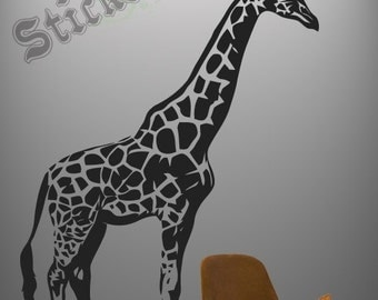 Vinyl Wall Decal Sticker 6ft Tall 383-72x51