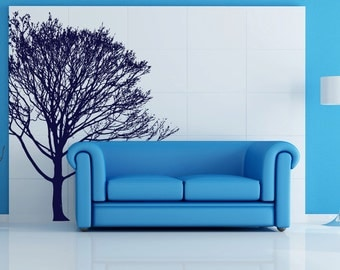 Vinyl Wall Decal Sticker Tree 858s
