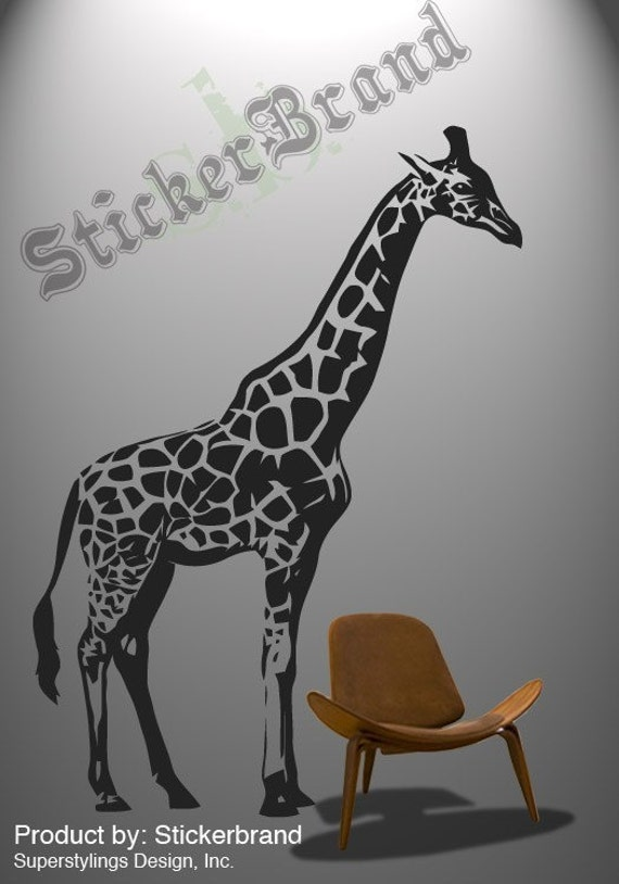 vinyl wall decal sticker 6ft tall 383
