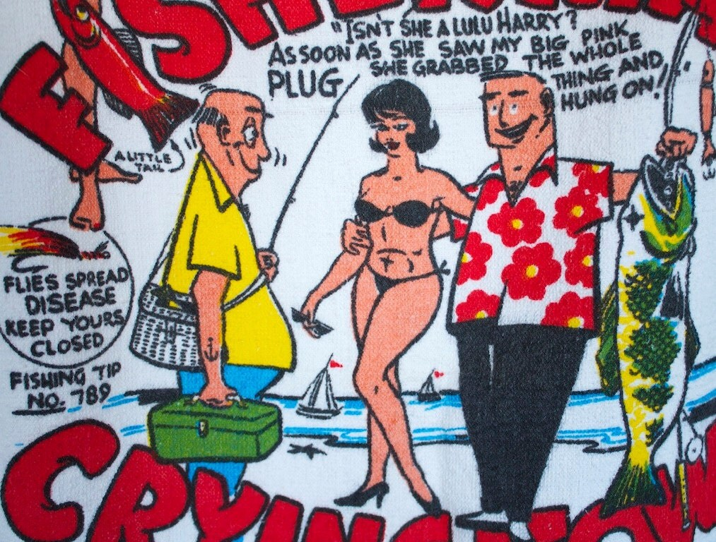 VINTAGE 70s 'BLUE' JOKES MAGAZINE: FUNNY HALF HOUR EXTRA No 10