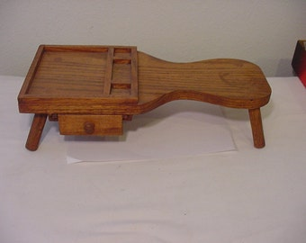 Vintage Salesman Sample Wood Table    Very Cute   # HAS 1