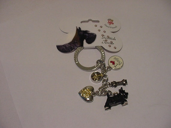 Littlegifts Scottish Terrier Key Chain    2011 - 1860