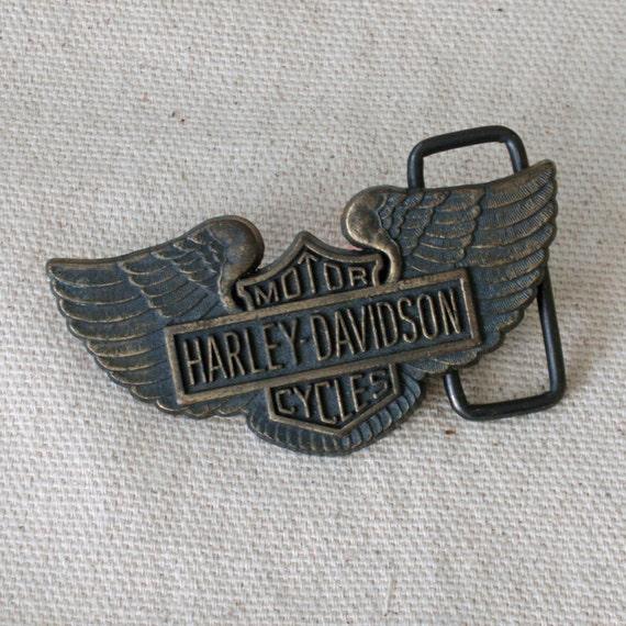 Vintage Harley Davidson Belt Buckles Vintage Harley Davidson Belt