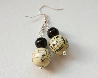 Musical Earrings