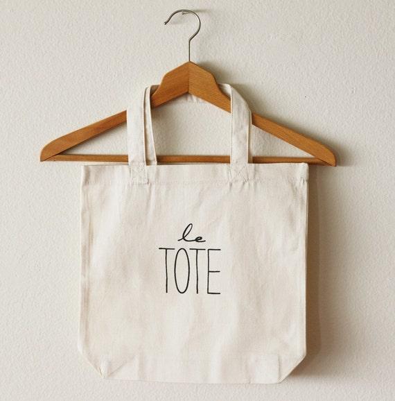 Le Tote Bag