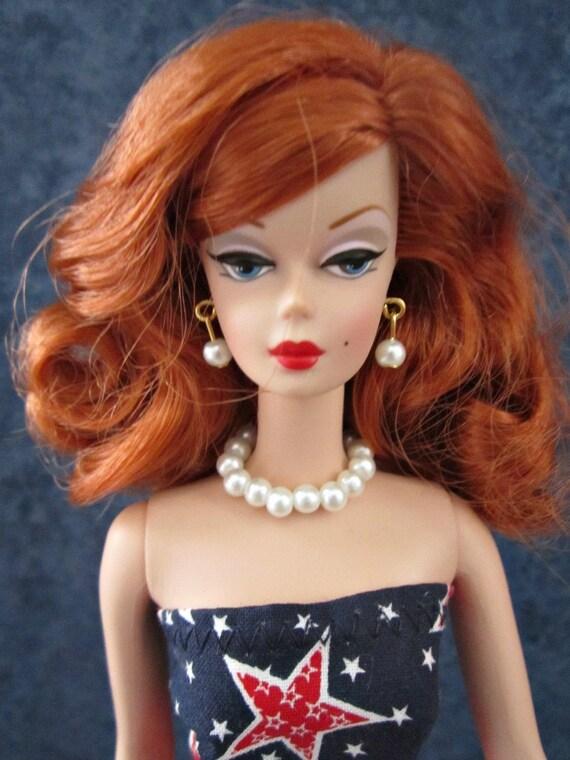 Fashion doll jewelry for Barbie, Silkstone Barbie and Fashion Royalty
