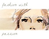 Banner for Etsy, Blog, Website - Fashion 12