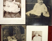 You Must Have Been A Beautiful Baby - Original Vintage Baby Photos