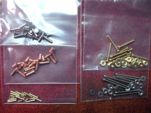 Micro Mini Fastener Assortment Sample Pack