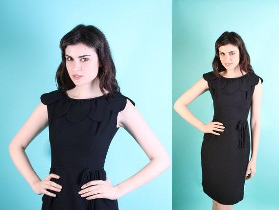 Cocktail Dress / Little Black Dress / Mad Men / Dress / Dresses / Wiggle / Avant Garde / Couture / 0822