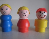 Fisher Price Little People Family