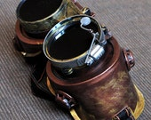 Steampunk Cosplay Anime Cyber Goggles