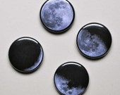 Moon Phases button pack
