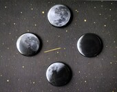 Phases of The Moon magnet set