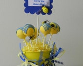 Mini Cake Pop Bouquet